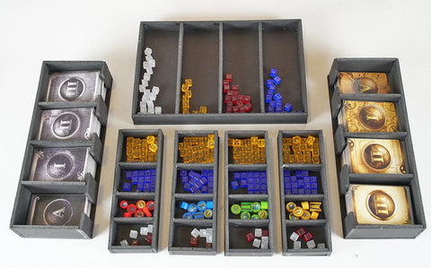 Through the Ages™ Foamcore Insert (pre-assembled)