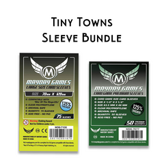Card Sleeve Bundle: Tiny Towns™ plus Expansions