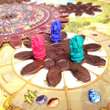 Tokens compatible with Tzolk'in (set of 56)