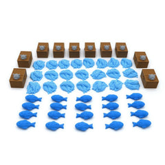 Upgrade Kit compatible with Isle of Cats™ (set of 52)
