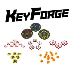 Upgrade Kit compatible with Keyforge™ (set of 42)