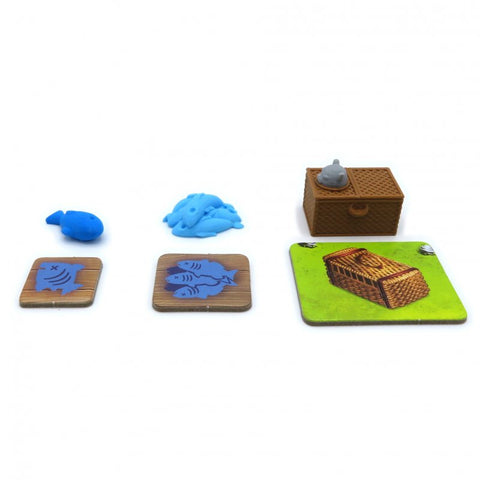 Upgrade Kit compatible with Isle of Cats Late Arrivals™ (set of 25)