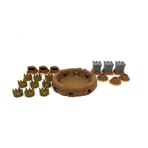 Upgrade kit compatible with Root™: The Underworld™  (set of 19)