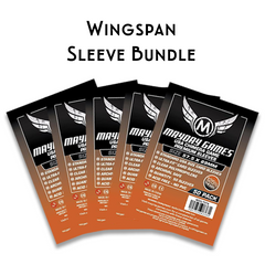 Card Sleeve Bundle: Wingspan™