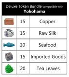 Deluxe Token Bundle compatible with Yokohama™