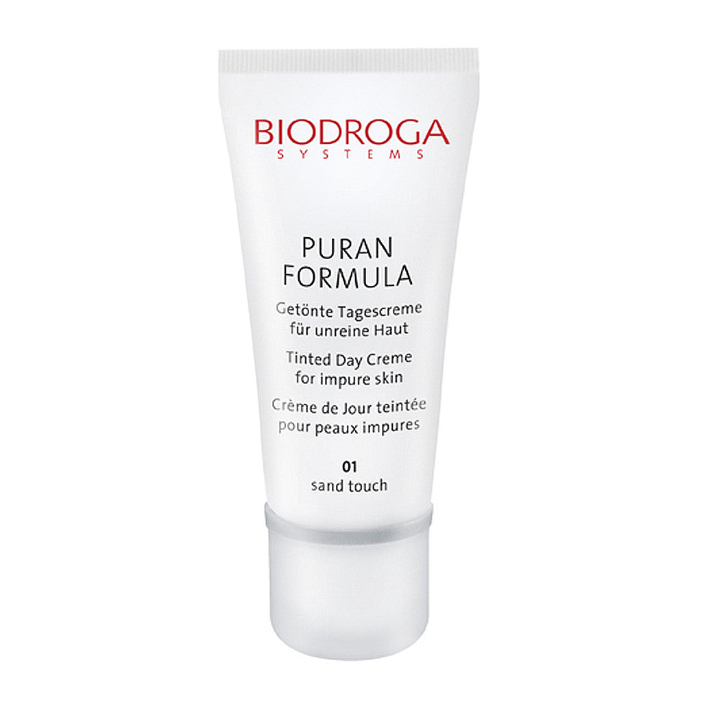 Puran - Tinted Day Cream - Sand Touch