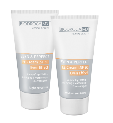 EE Cream SPF 50 EVEN EFFECT  - Porcelain