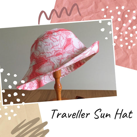 The Traveller Sun Hat