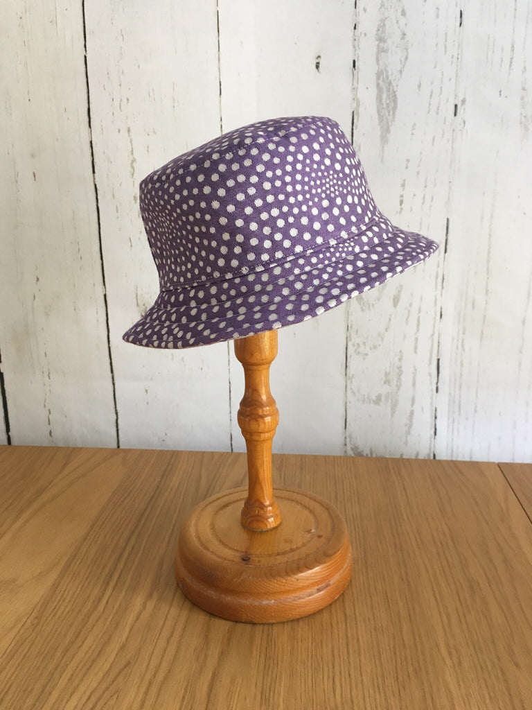 Purple Rain bucket hat