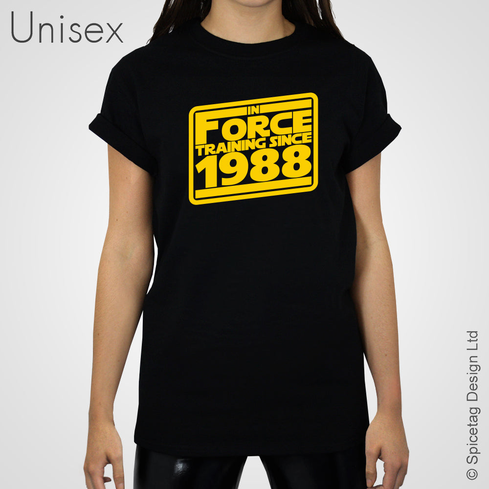 Force Training 80's T-shirt