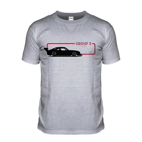 Group 5 Racing Car T-shirt