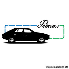 Princess Car T-shirt