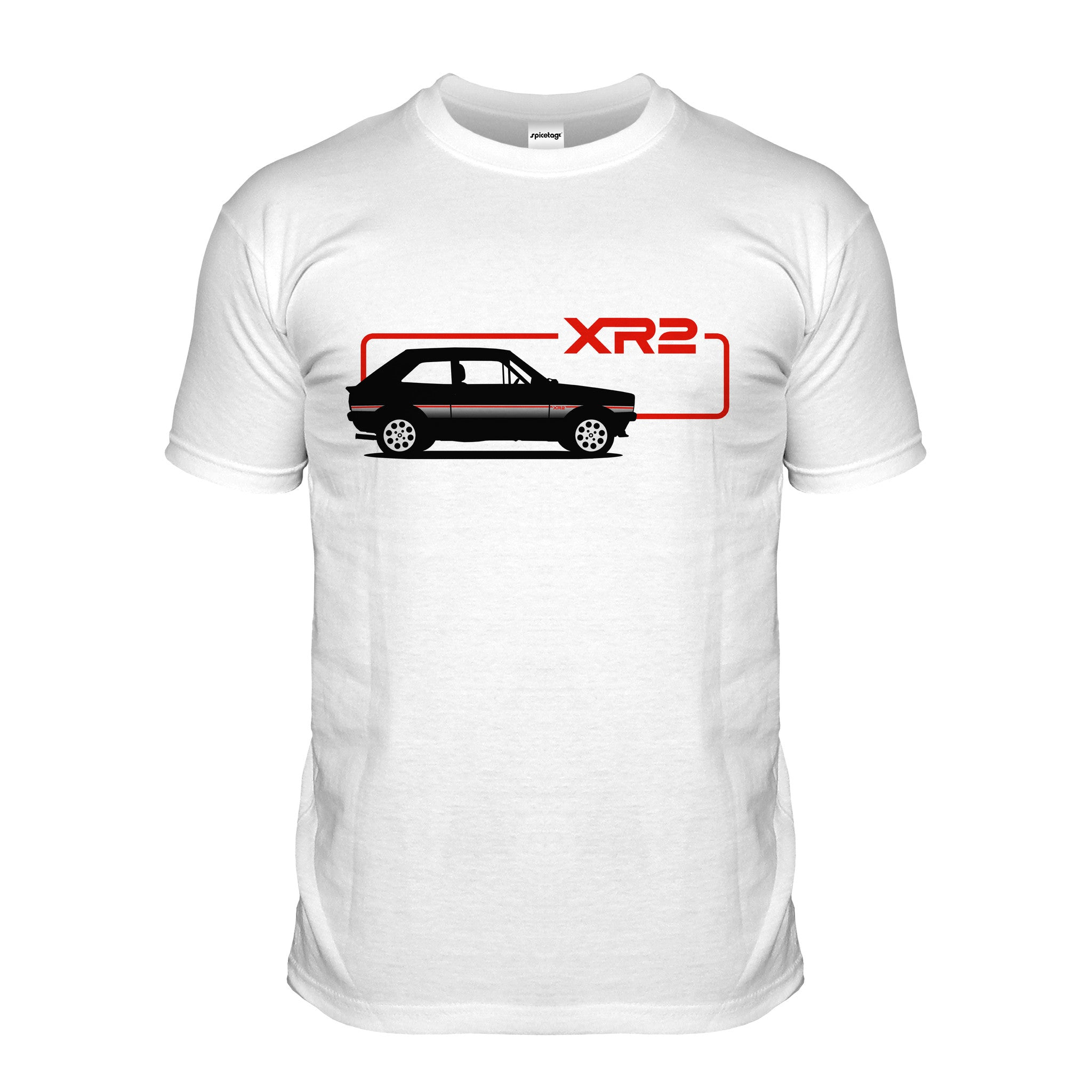 XR2 Black T-shirt