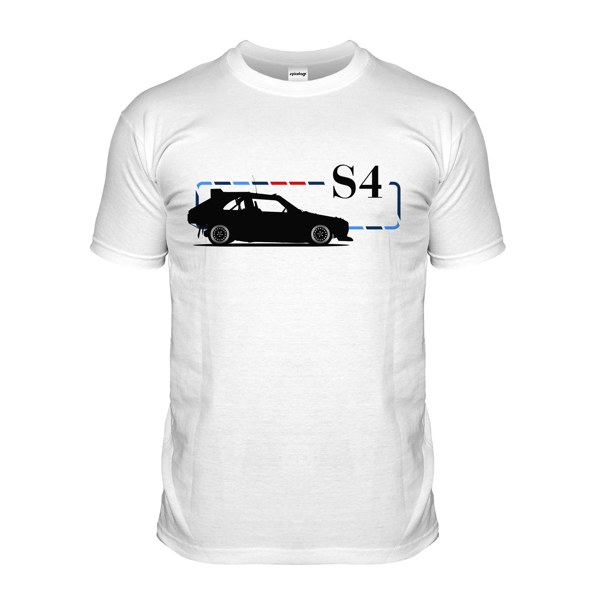 S4 Rally Car T-shirt