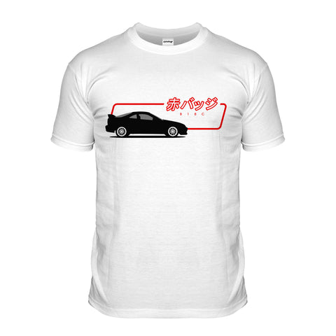 Japanese Red Badge Car T-shirt