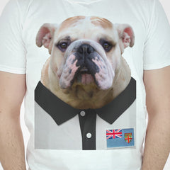 USA Rugby Bulldog T-shirt