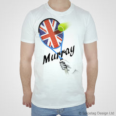 Murray Racket T-shirt