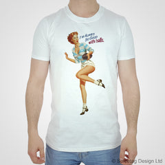 Pin-Up Argentina Rugby T-shirt
