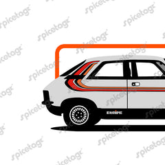 Austin allegro equipe sport car cars motor motors motorsport racing retro 80s 1980s 70s 1970s