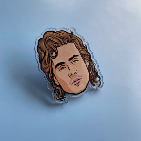 Billy Pin Badge