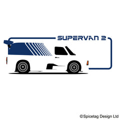 Supervan 2 T-shirt