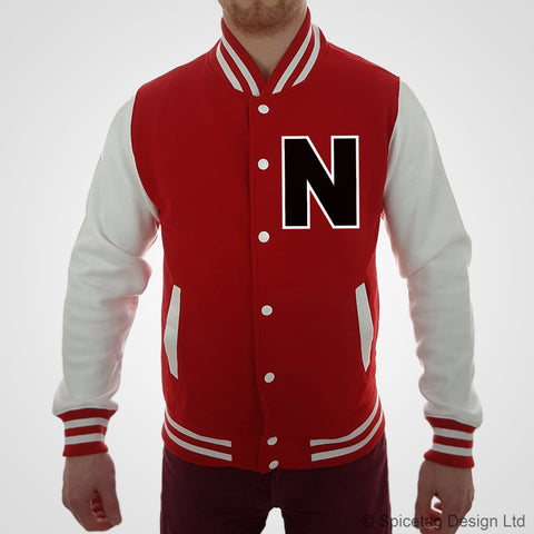 Captain N Varsity Jacket