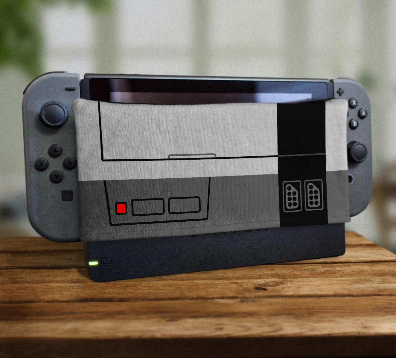 Retro Console Dock Sock
