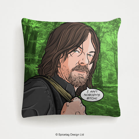 Daryl Cushion