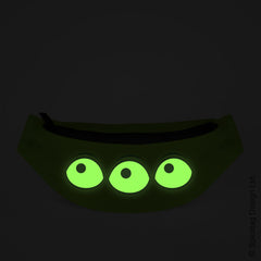 Alien Glow In The Dark Bumbag