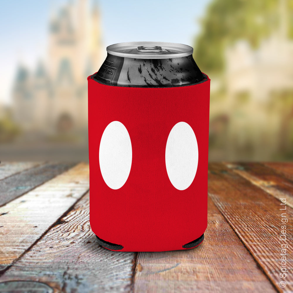 Mouse Beer Koozie