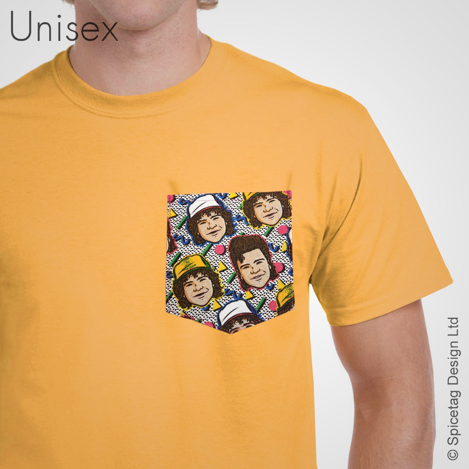 Dustin Pocket T-shirt