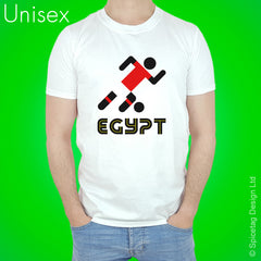 Egypt Retro Football T-shirt