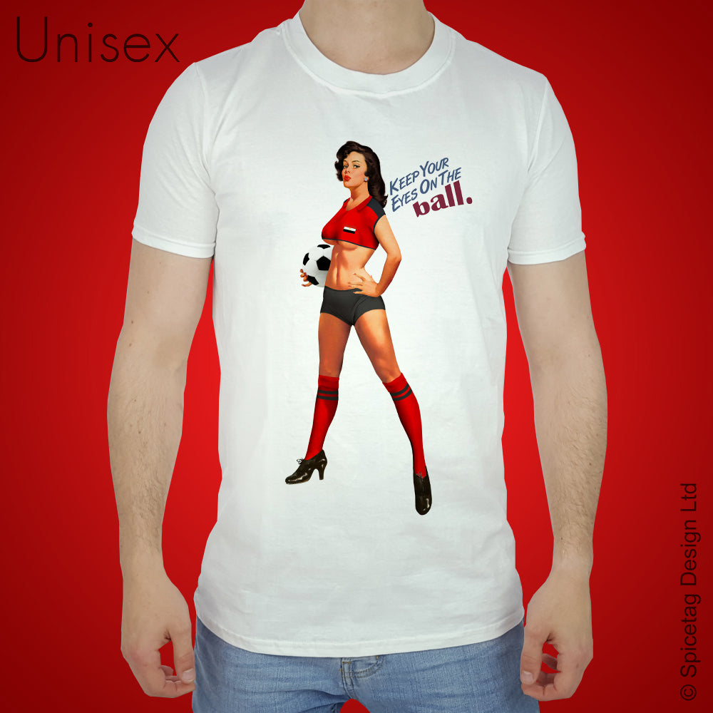 Pin-Up Egypt Football T-shirt