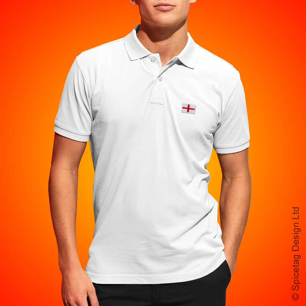 England Polo Shirt