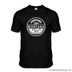 Welcome To Montana T-shirt