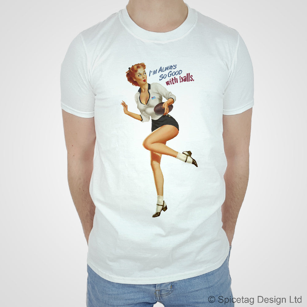 Pin-Up Fiji Rugby T-shirt