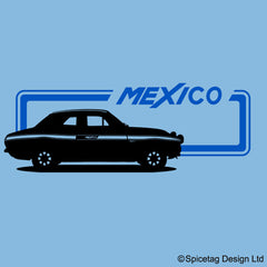 Escort Mexico T-shirt