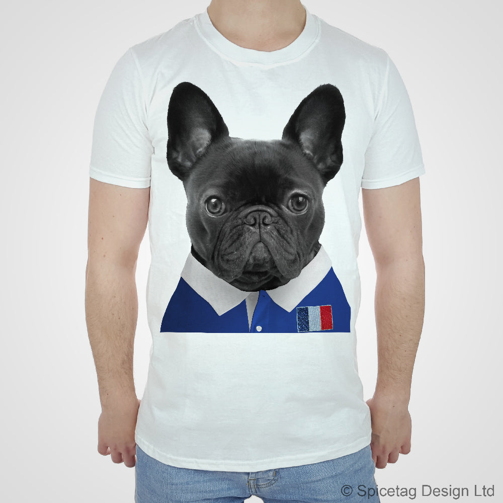 France Rugby Frenchie T-shirt