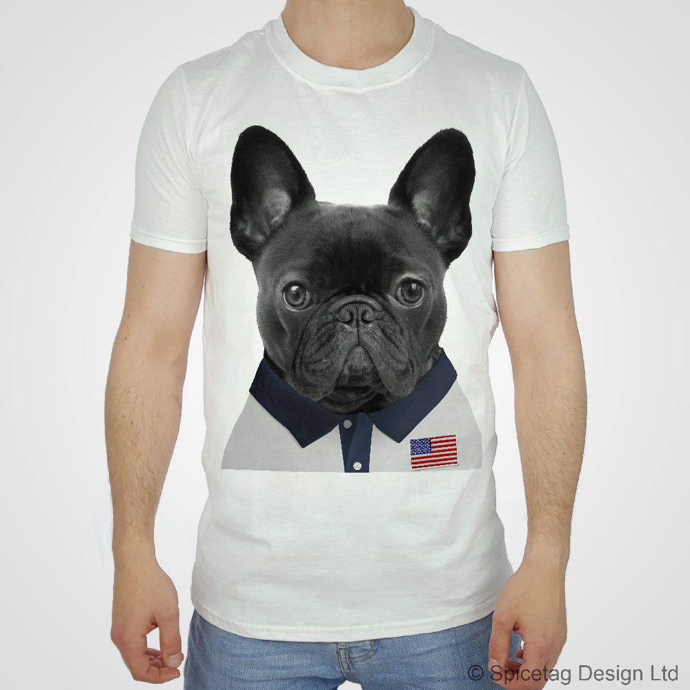 USA Rugby Frenchie T-shirt