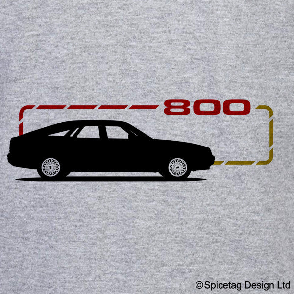 800 Hatchback T-shirt