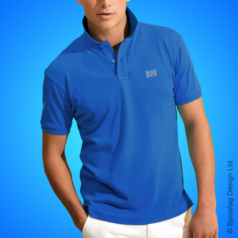 Greece Polo Shirt