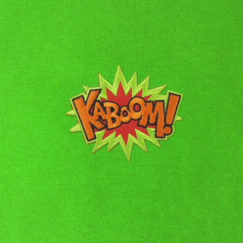 Comic Book KABOOM Sweater