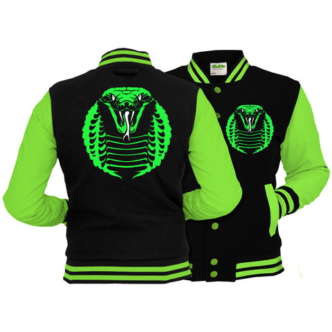 The Cobra Varsity Jacket