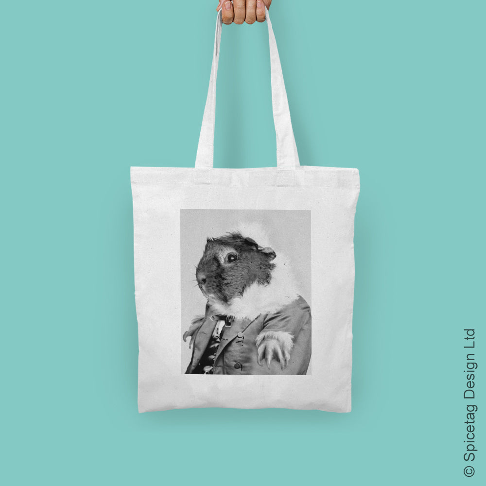 Lord Piggy of the Manor Tote Bag