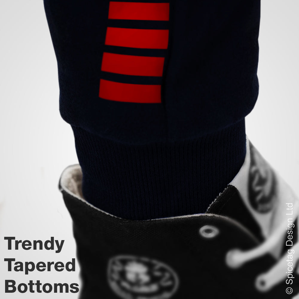 Navy Smuggler Sweatpants