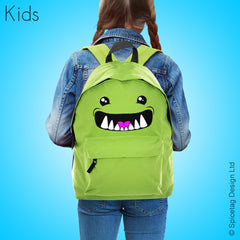 Kids Happy Monster Backpack