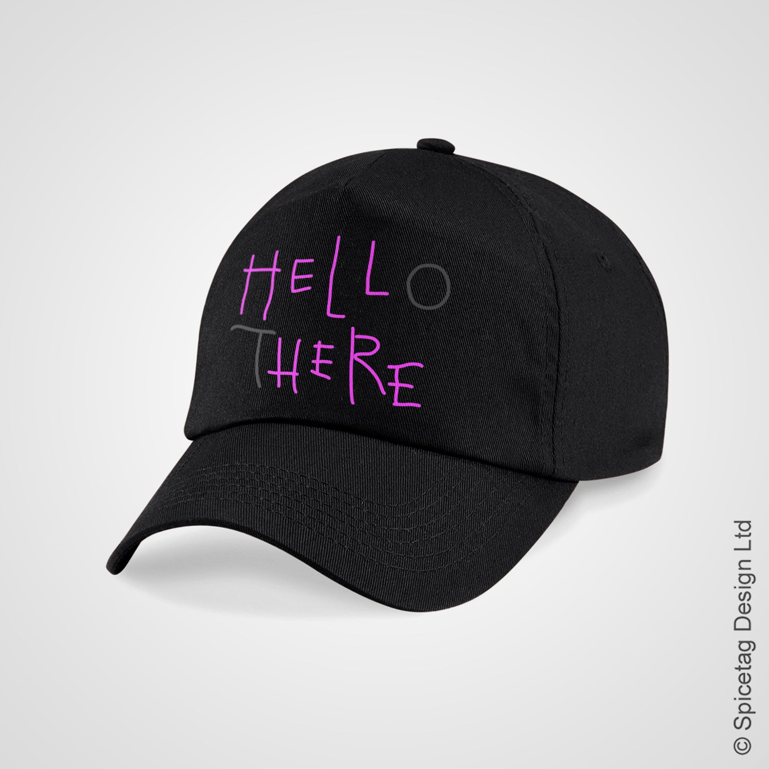 Hell Here Cap