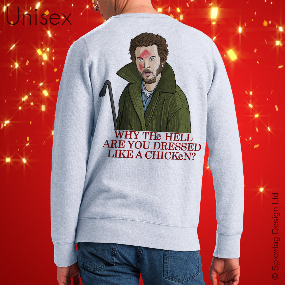 Harry & Marv Christmas Sweatshirt