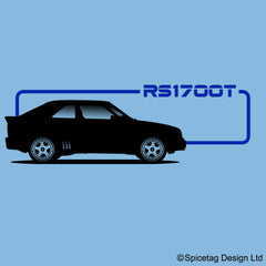 Escort RS1700T T-shirt