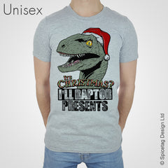 I'll Raptor Presents T-shirt